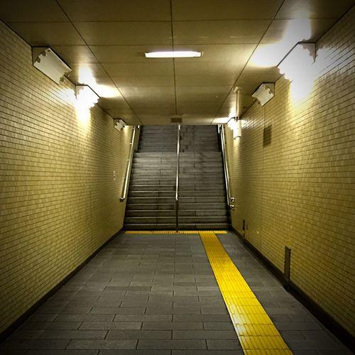 way out Shinjuku Tokyo