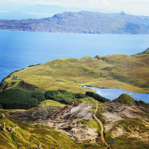 IsleOfSkye Isle Of Skye Skye Scotland Uk Europe Island Nature Wildlife Landscape View Travel Backpacker Photography Travel Photography Hiking Trekking Viaggio Viaggiare Old Man Of Storr Beautiful Happyness Freedom Photo Natura EyeEmNewHere
