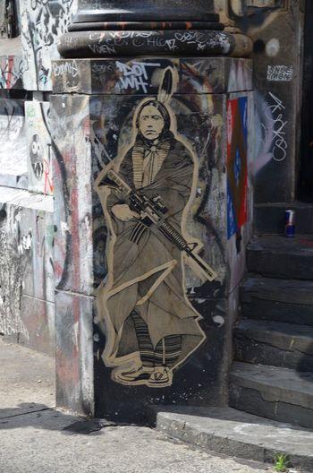 Short Story Street Art NY