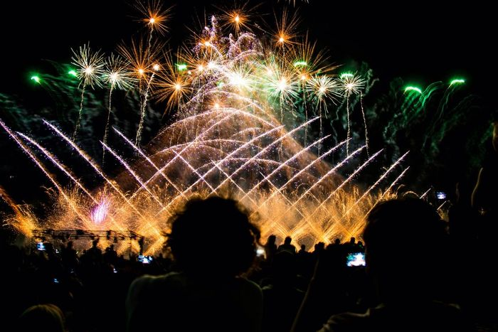 Pyronale Fireworks Berlin LVC