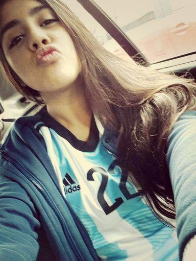 Pocho Lavezzi Vamos Argentina Enjoying Life Peace ✌