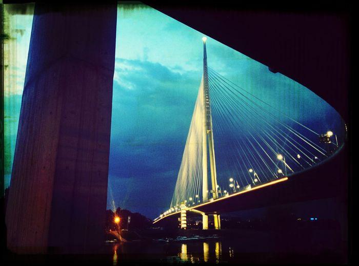 Most Na Adi Srbija Serbia