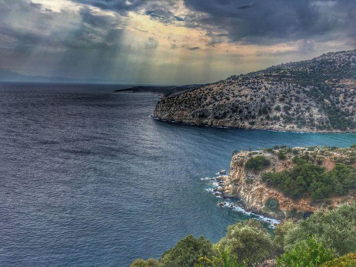Greatview Mountandsea Holiday greece Thassos Sea Enjoythelittlethings