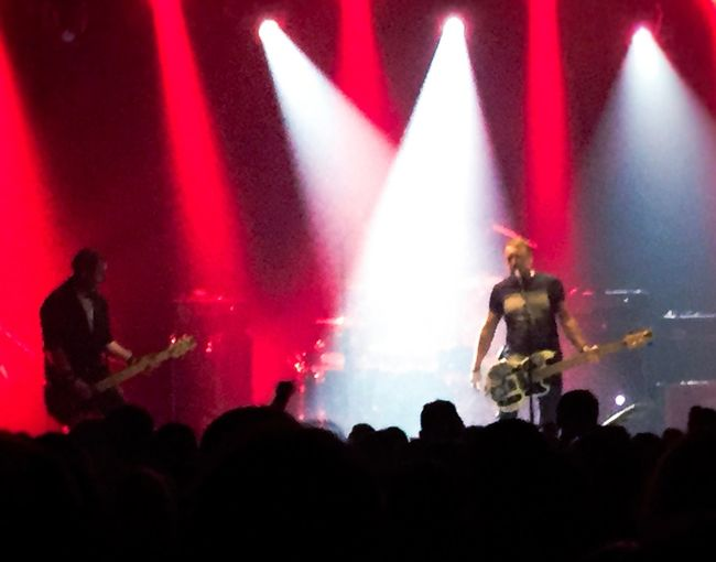 Peter Hook and the Light at Webster Hall Nightlife Crowd Performance Music Peterhook