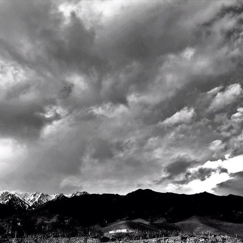 Camera HDR Nikon Blacknwhite Blackandwhite Bw Bnw Landscape Clouds Sky Grayclouds Photography