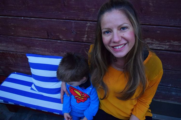 Superman Mother Mother And Son Mother And Child Superman's Mother Portrait Wooden Background Stripers White And Blue Marin Stripe Sailor Stripes Sailor Design People And Places TakeoverContrast Women Around The World The Portraitist - 2017 EyeEm Awards Mix Yourself A Good Time Press For Progress This Is Family