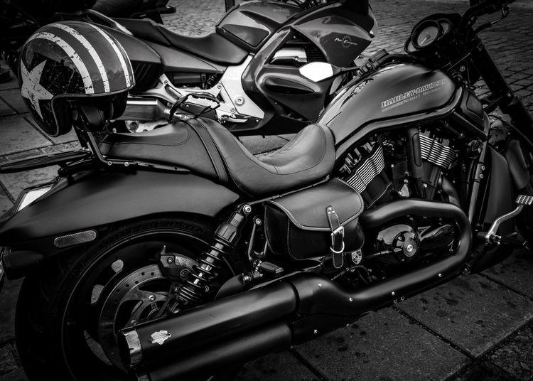 Easy Rider Modern Perfection Pricey Mechanic Classic Elegant Wicked Fuel Gas Beautiful Beast Nightrod Night Rod Bw Black And White Power Speed Chrome Pedal Motorcycle Motorbike Motorized Vehicle Riding Vehicle Seat Mode Of Transport