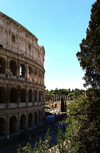 Colosseum World From Above Colosseum Rome Architecture Ruins Architecture Scorcio Scorciditalia Eym Best Shots EyeEm Gallery Eye4photography  Fresh On Eyeem