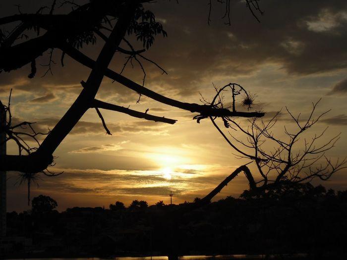 Sunset Cloud - Sky Nature Sun