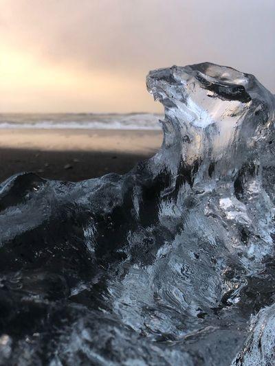Ice Water Sea