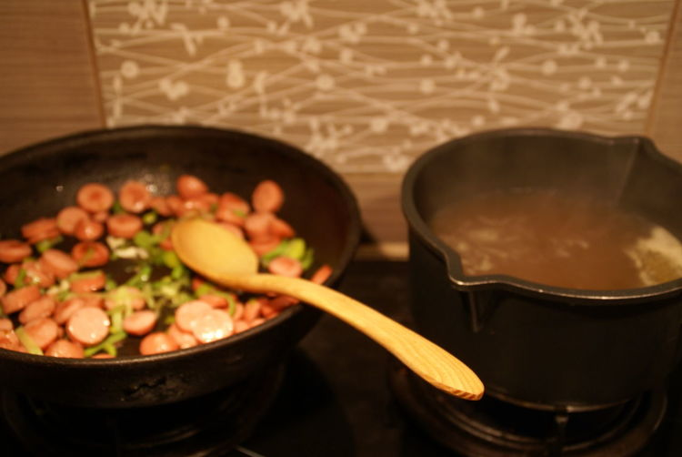 Burner - Stove Top Close-up Cooking Pan Day Food Food And Drink Freshness Frying Pan Gas Stove Burner Indoors  No People Preparation  Saucepan Stew Stove Welcome To Black