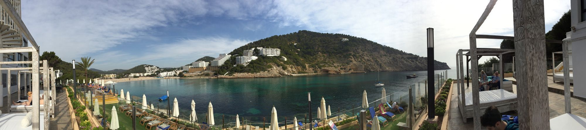 View Hotel Calallonga Paladium Ibiza Mar Cristal Clear Cristal Water Holiday Life Is A Beach
