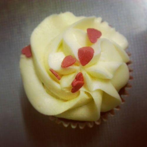 Sweet treat before bedtime Cupcake