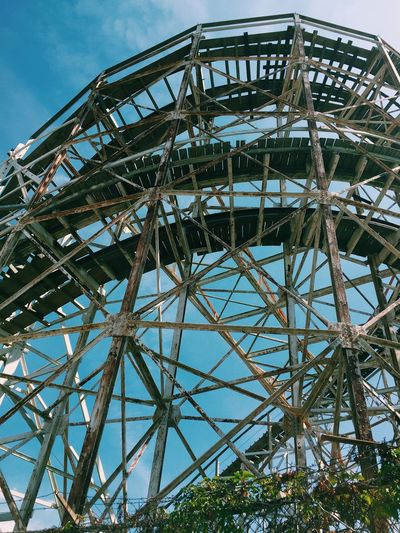 Rollercoaster Lines Check This Out Enjoying Life Rides Coney Island Summer Views