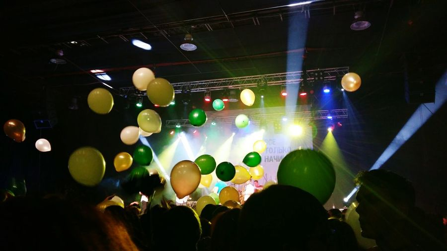 Music Fun Dancing Party