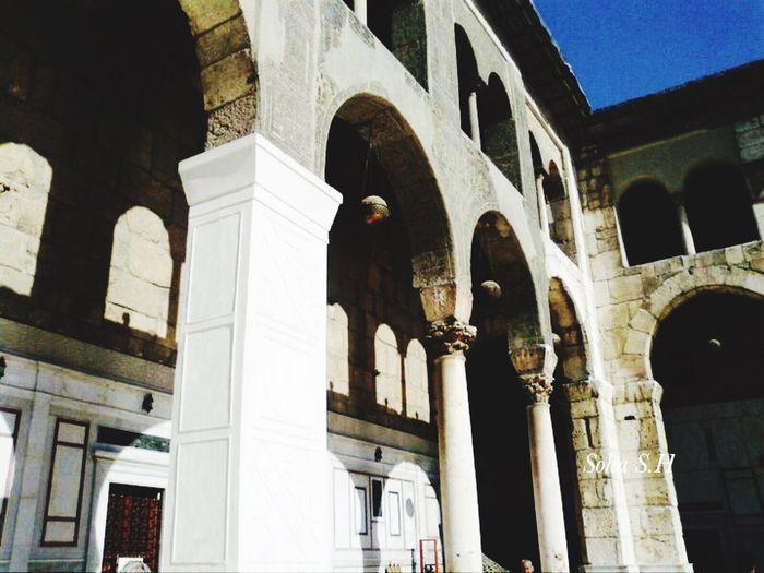 #damscus Building Exterior Travel Destinations Travel Tourism Ancient Civilization Outdoors