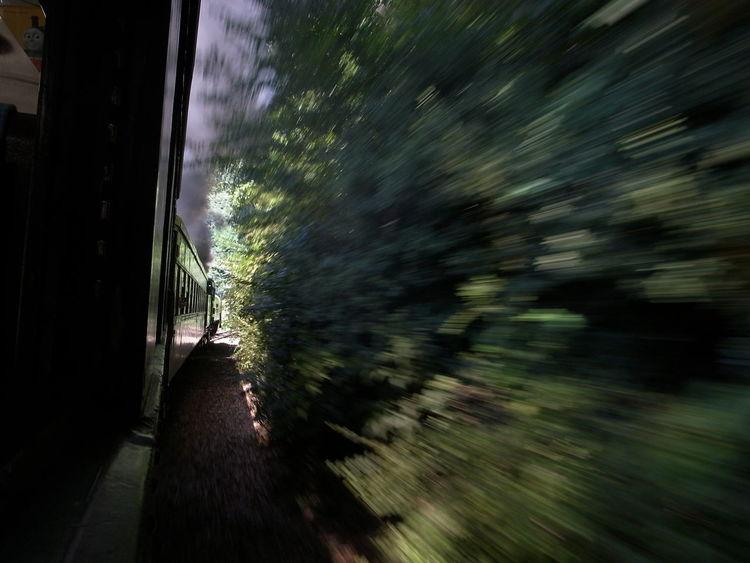 走る 蒸気機関車 Steam Locomotive From Train Window Snapshot Taking Photos Short Trip Summer Days From My Point Of View Capture The Moment Perspective Vanishing Point 大井川鐵道 列車旅 小旅行 機関車 機関車トーマス August 2016