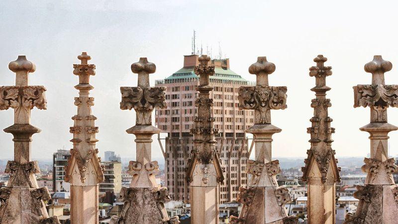 Fotostrasse Milano Duomo Blogville Architecture InLombardy