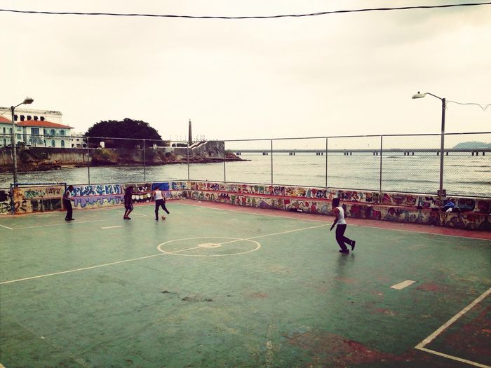 Recreo Taking Photos Getting Inspired People Soccer