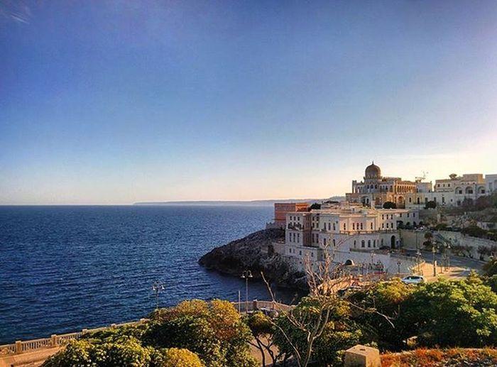 Salento Mare Sea Cielo Sky Santacesareaterme Spring Primavera Terme Puglia Italia Italy