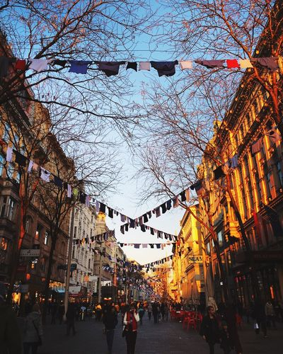 Christmas lights Vienna style! Christmas Lights Hello World Check This Out Streetphotography Eye4photography  IPhoneography Taking Photos