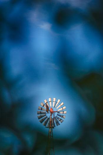 Windmill from a far
