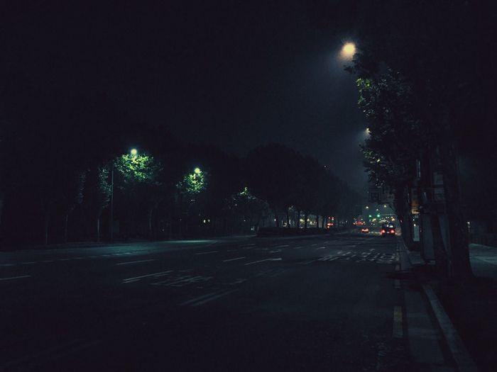 Night Nightphotography EyeEm Gallery Night View Road