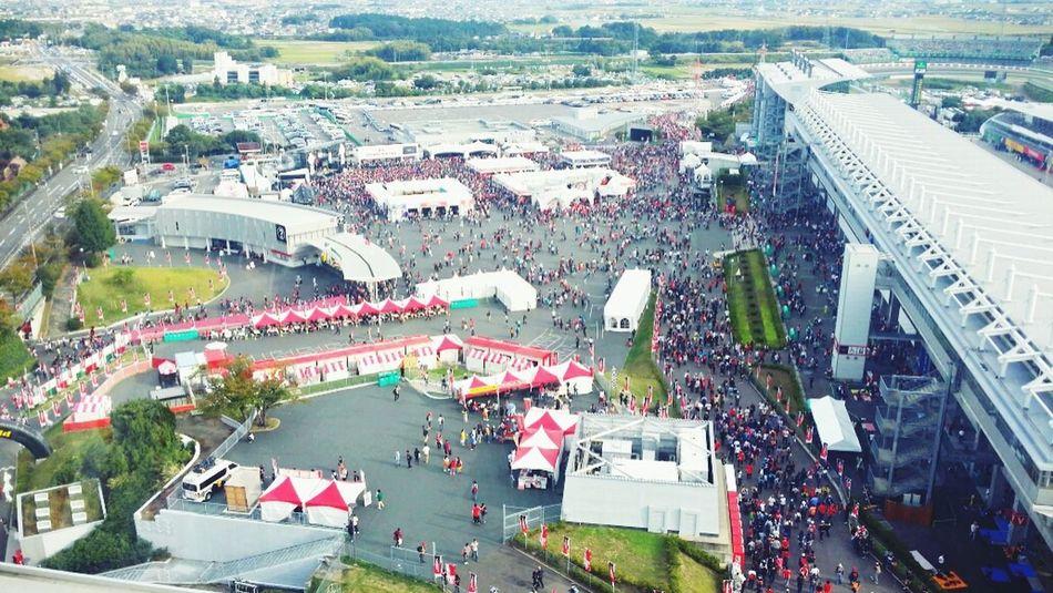 Formula 1 Suzuka Circuit 2014