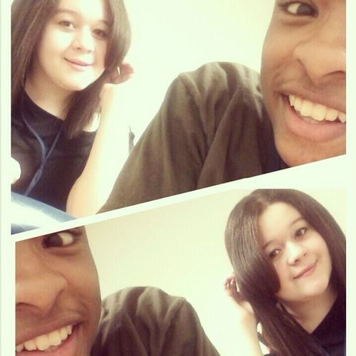 Me And Kevien Today