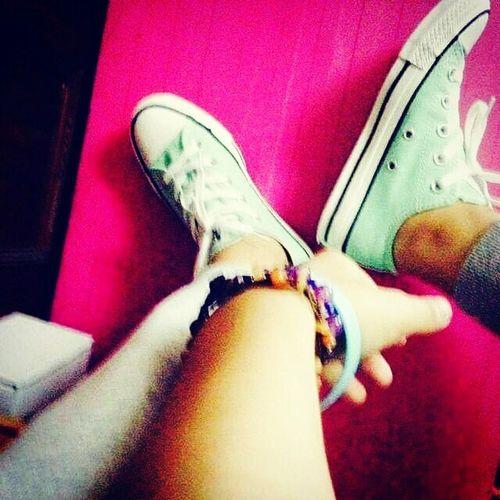 Shoesholic Convese Conversemint Love ♥