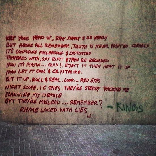 Weirdest Grafitti ever Weird Art