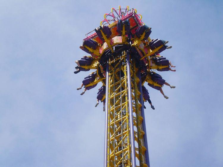 The Mega Drop Summer Views Carnival Summertime Excitement Northamericanmidwayentertainment