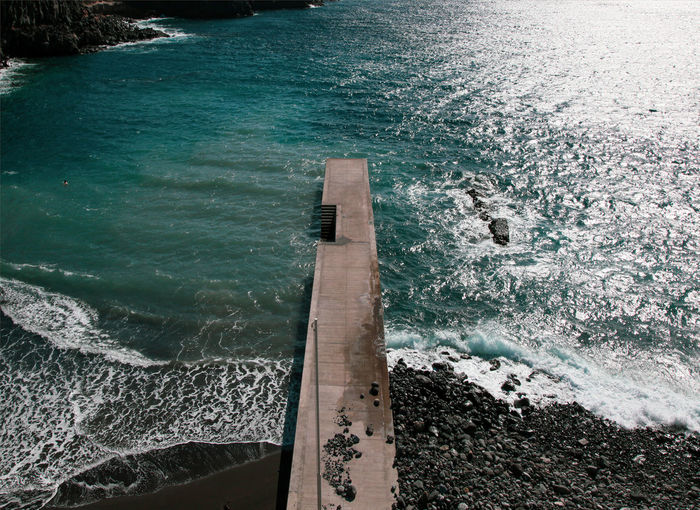 Ocean near callao salvaje, tenerife