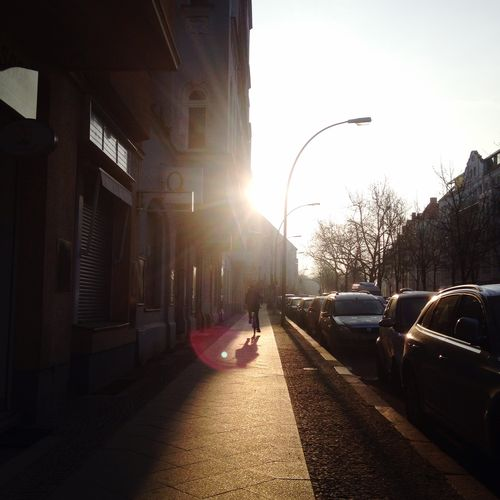 Streetsofberlin Early Morning Light And Shadow Streetphotography Taking Photos Shadows & Lights Almostspring