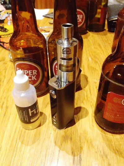 Super Bock And Vape H2o Vaping