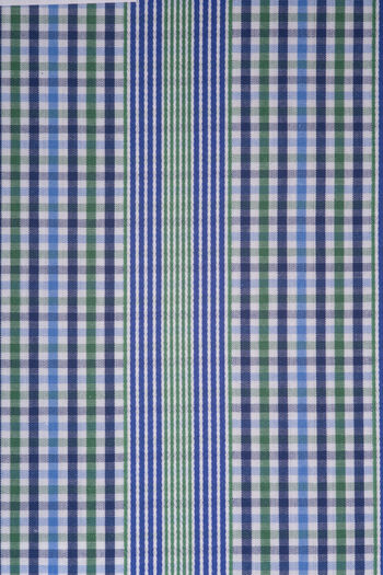 Abstract Backgrounds Blue Brightly Lit Checked Pattern Close-up Cotton Design Fashion Full Frame Material Modern Multi Colored No People Pattern Plaid Retro Styled Shape Striped Textile Textured