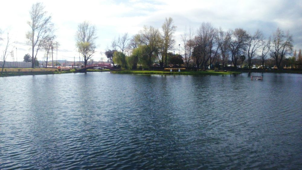 Los Ángeles Laguna Esmeralda