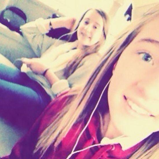 In The Car Earlier✌