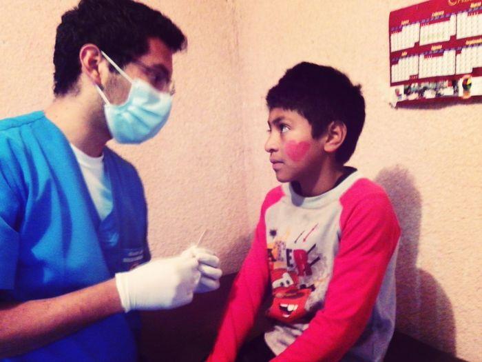 Jornada de prevención Odontologia Residente