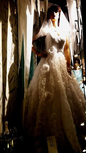 Bride Only Women One Woman Only Adults Only One Person Adult Indoors  People Wedding Dress Day