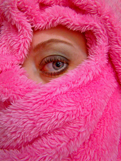 Grey eyed girl looking at camera in pink fur clothes Looking At Camera One Person Eye Portrait Close-up Pink Color Human Body Part Human Eye Body Part Human Face Real People Women Headshot Young Adult Blue Eyes Adult Eyesight Sensory Perception Eyebrow Warm Clothing Beautiful Woman Woman Close Up Springtime Decadence