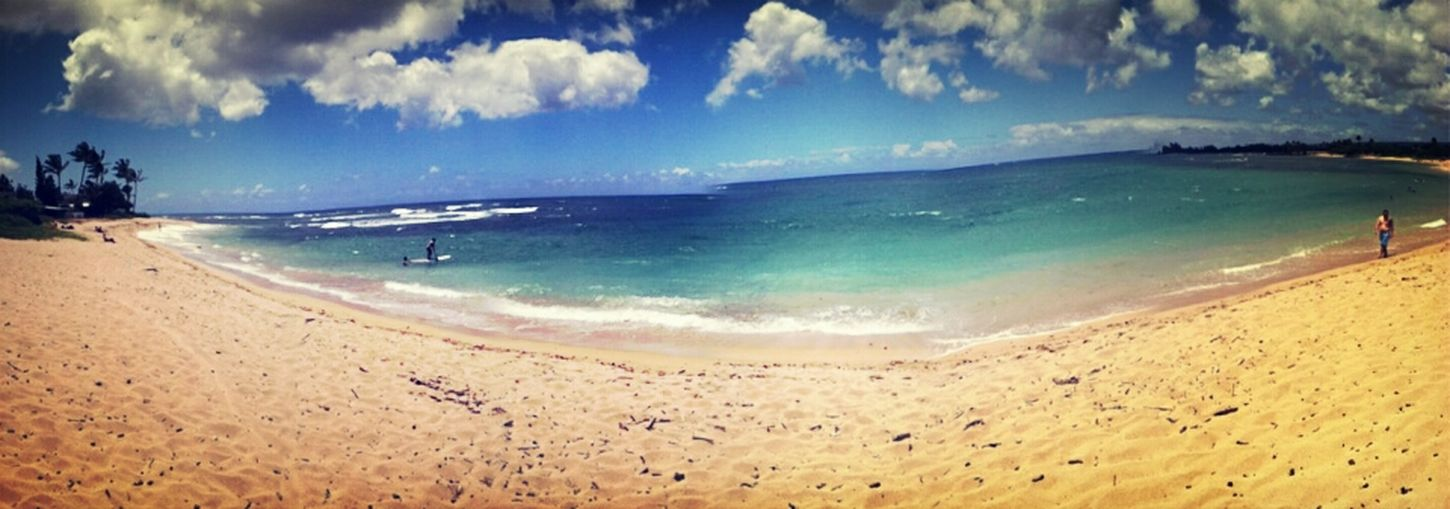 she said she love North Shore North Shore Panoramas Of Hawaii   Hawaii