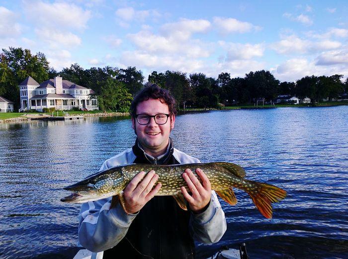 Pike Northern Pike fishing