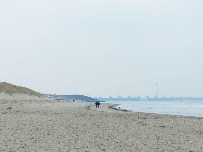 Beach Beauty In Nature Claudetheen Coastline Horizon Over Water Sand Sea Seaside Vintage Water Waterfront Winter