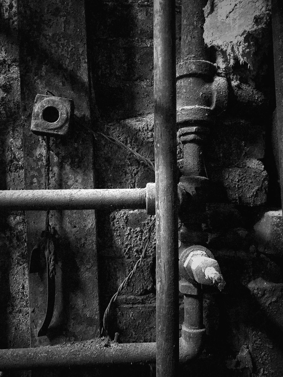 metal, no people, abandoned, day, rusty, close-up, outdoors, prison