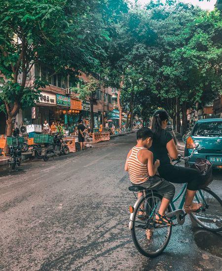 街道 Street Chengdu