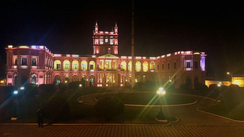 Lopez Palace - Asuncion Py. Asunción Palace