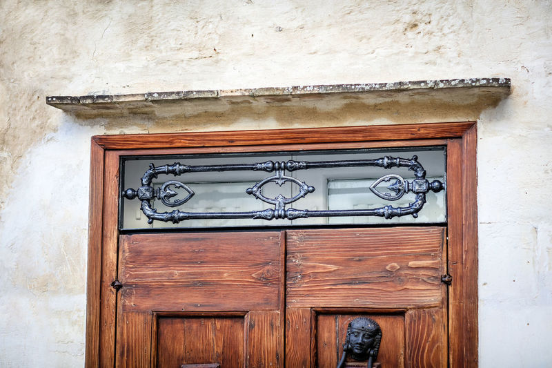 Lintel detail Matera Matera Italy Matera2019 Matera - Capitale Della Cultura Matera View Day Door Entrance Wood - Material No People Old Safety Security House Architecture Building Exterior Outdoors Built Structure