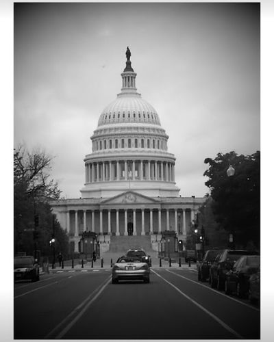 Capitol Washington, D. C. architecture City Travel Travel Destinations Outdoors