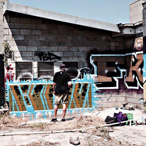 Practice Melbourne Graffiti